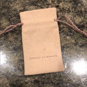 David Yurman Ring Bag